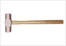 銅ハンマー(角型)