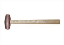 銅ハンマー(丸型)